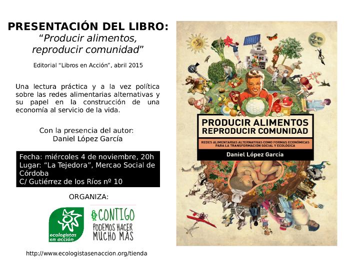 Cartel-presentacion-Producir-alimentos-Daniel-López